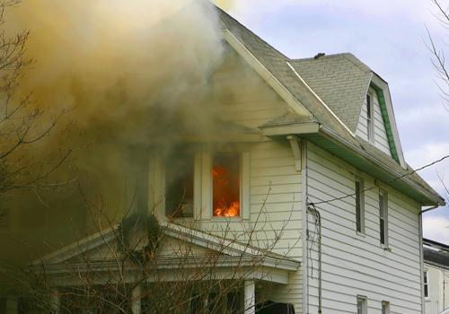 Smoke & Fire Damage Restoration Los Angeles CA